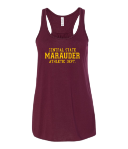 Sample Marauder Athletic Dept Ladies Maroon