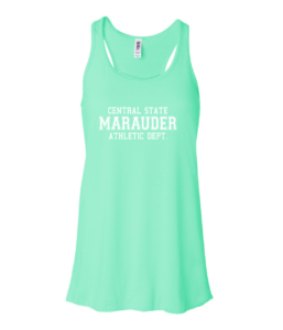 Sample Marauder Athletic Dept Ladies Mint